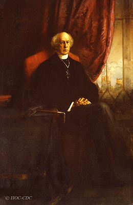 Portrait of The Right Honourable Sir Wilfrid Laurier