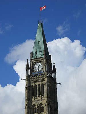 Peace Tower Carillon Quick Facts History Arts And