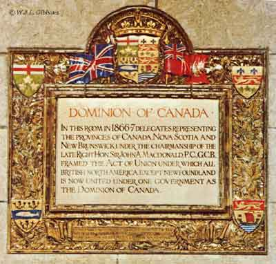 Dominion Of Canada History Arts And Architecture