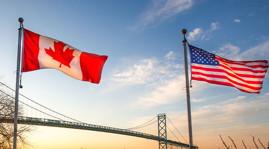Economic Relationship between Canada and the United States