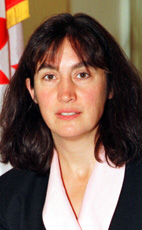 Photo - Louise Hardy - Click to open the Member of Parliament profile