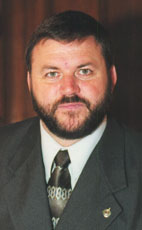 Photo - Rex Barnes - Click to open the Member of Parliament profile