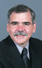 Photo - Hon. Andy Mitchell - Click to open the Member of Parliament profile