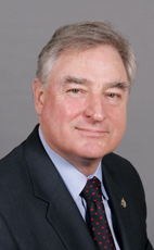 Photo - Hon. David Emerson - Click to open the Member of Parliament profile