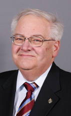 Photo - Ken Epp - Click to open the Member of Parliament profile