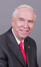 Photo - Hon. Charles Hubbard - Click to open the Member of Parliament profile