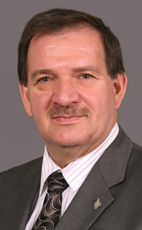 Photo - Marcel Lussier - Click to open the Member of Parliament profile