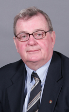 Photo - Hon. Joe McGuire - Click to open the Member of Parliament profile
