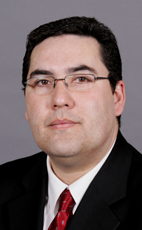 Photo - Gary Merasty - Click to open the Member of Parliament profile