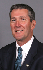 Photo - Brian Pallister - Click to open the Member of Parliament profile
