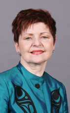 Photo - Penny Priddy - Click to open the Member of Parliament profile