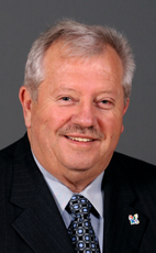 Photo - Roger Gaudet - Click to open the Member of Parliament profile