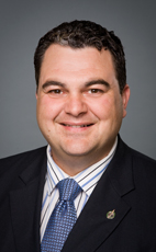 Photo - Dean Del Mastro - Click to open the Member of Parliament profile