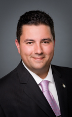 Photo - Dan Harris - Click to open the Member of Parliament profile