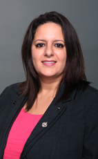 Photo - Sana Hassainia - Click to open the Member of Parliament profile