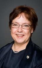 Photo - Francine Raynault - Click to open the Member of Parliament profile
