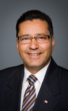 Photo - Devinder Shory - Click to open the Member of Parliament profile