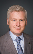 Photo - Philip Toone - Click to open the Member of Parliament profile