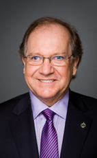 Photo - Hon. Bernard Valcourt - Click to open the Member of Parliament profile