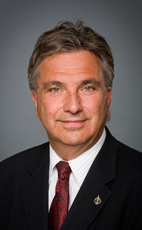 Photo - Frank Valeriote - Click to open the Member of Parliament profile