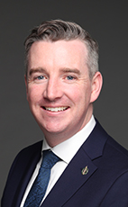 Photo - Michael Barrett - Click to open the Member of Parliament profile