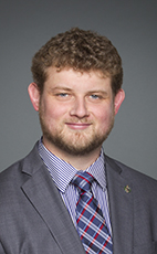 Photo - Daniel Blaikie - Click to open the Member of Parliament profile
