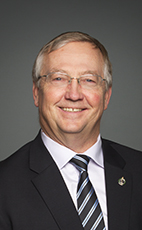 Photo - Earl Dreeshen - Click to open the Member of Parliament profile