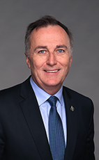 Photo - Neil R. Ellis - Click to open the Member of Parliament profile