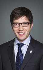 Photo - Garnett Genuis - Click to open the Member of Parliament profile