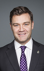Photo - Matt Jeneroux - Click to open the Member of Parliament profile