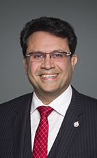 Photo - Majid Jowhari - Click to open the Member of Parliament profile