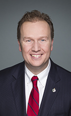 Photo - Paul Lefebvre - Click to open the Member of Parliament profile