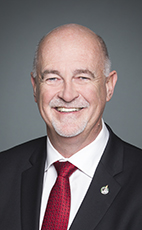 Photo - Ken McDonald - Click to open the Member of Parliament profile