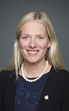 Photo - Hon. Catherine  McKenna