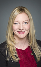 Photo - Jennifer O'Connell - Click to open the Member of Parliament profile
