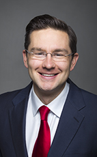 Photo - Pierre Poilievre - Click to open the Member of Parliament profile
