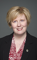 Photo - Hon. Carla Qualtrough - Click to open the Member of Parliament profile