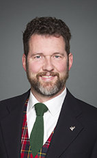 Photo - Scott Reid - Click to open the Member of Parliament profile
