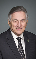 Photo - Yves Robillard - Click to open the Member of Parliament profile