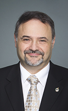 Photo - Dan Ruimy - Click to open the Member of Parliament profile
