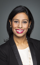 Photo - Ruby Sahota - Click to open the Member of Parliament profile