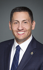 Photo - Jamie Schmale - Click to open the Member of Parliament profile