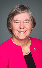 Photo - Deb Schulte - Click to open the Member of Parliament profile