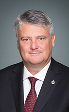 Photo - Terry Sheehan - Click to open the Member of Parliament profile