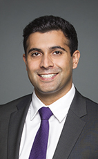 Photo - Gagan Sikand - Click to open the Member of Parliament profile