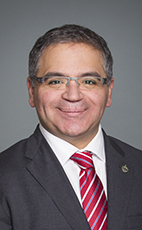 Photo - Francesco Sorbara - Click to open the Member of Parliament profile