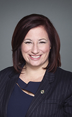 Photo - Shannon Stubbs - Click to open the Member of Parliament profile