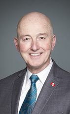 Photo - David Sweet - Click to open the Member of Parliament profile