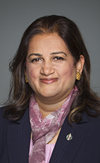 Photo - Salma Zahid - Click to open the Member of Parliament profile