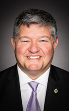 Photo - Scott Aitchison - Click to open the Member of Parliament profile